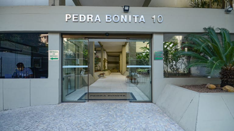Imagem do imóvel ID-17161 na Rua General Olímpio Mourão Filho, São Conrado, Rio de Janeiro - RJ