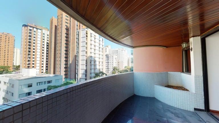 Imagem do imóvel ID-14574 na Avenida Rouxinol, Indianópolis, São Paulo - SP