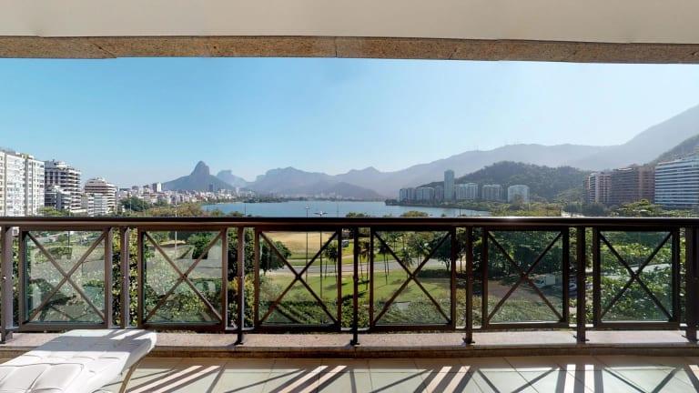 Imagem do imóvel ID-7069 na Avenida Epitácio Pessoa, Lagoa, Rio de Janeiro - RJ