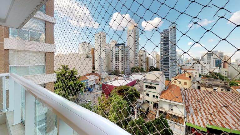 Imagem do imóvel ID-1374 na Rua Paraguaçu, Perdizes, São Paulo - SP