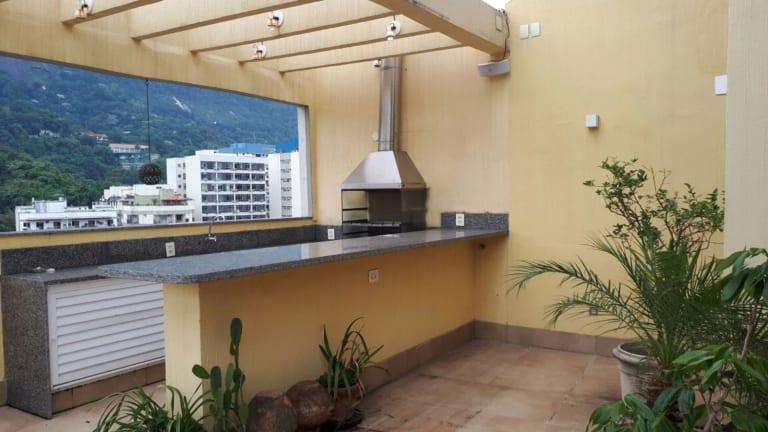 Imagem do imóvel ID-39 na Rua Engenheiro Marques Porto, Humaitá, Rio de Janeiro - RJ