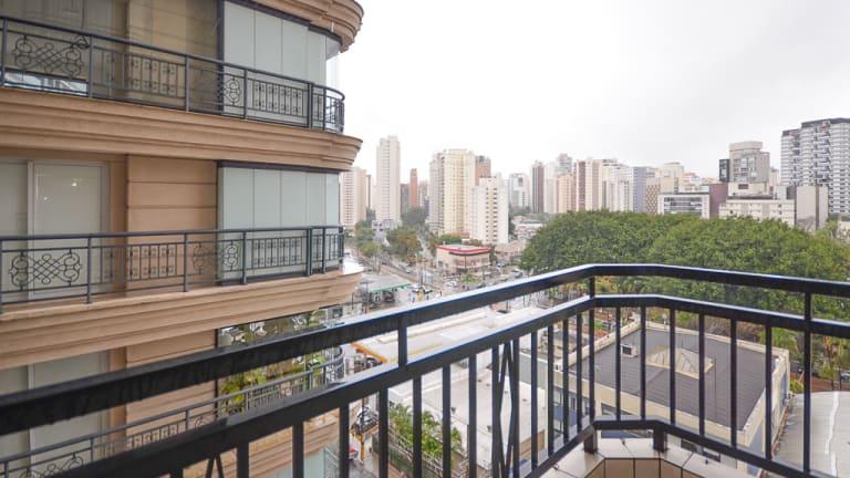 Imagem do imóvel ID-16512 na Rua Fiandeiras, Itaim Bibi, São Paulo - SP