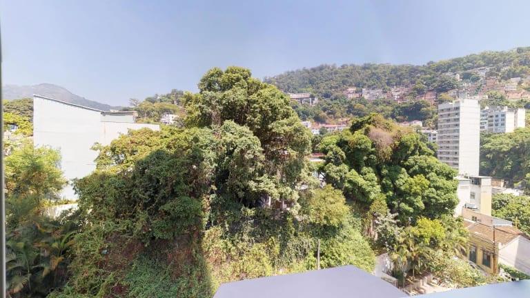 Imagem do imóvel ID-1720 na Rua Mario Portela, Laranjeiras, Rio de Janeiro - RJ