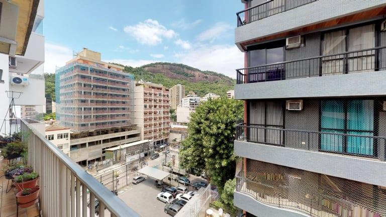 Imagem do imóvel ID-1329 na Rua Paulino Fernandes, Botafogo, Rio de Janeiro - RJ