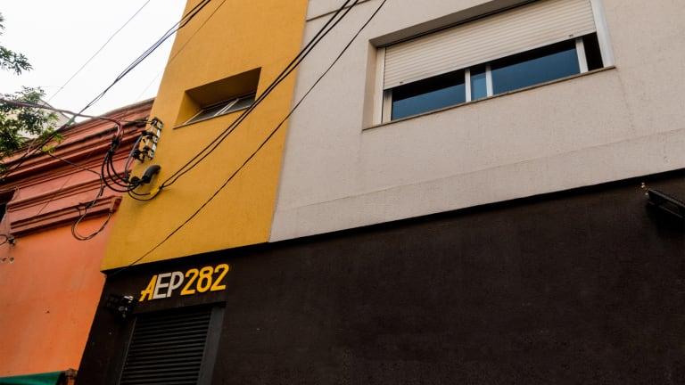 Imagem do imóvel ID-14889 na Alameda Eduardo Prado, Vila Buarque, São Paulo - SP