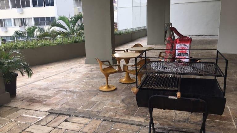 Imagem do imóvel ID-240 na Rua Engenheiro Marques Porto, Humaitá, Rio de Janeiro - RJ