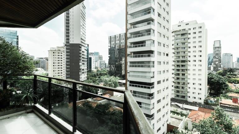 Imagem do imóvel ID-11495 na Rua Silva Correia, Vila Nova Conceição, São Paulo - SP