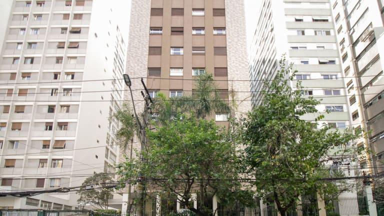 Imagem do imóvel ID-17122 na Rua Bela Cintra, Consolação, São Paulo - SP