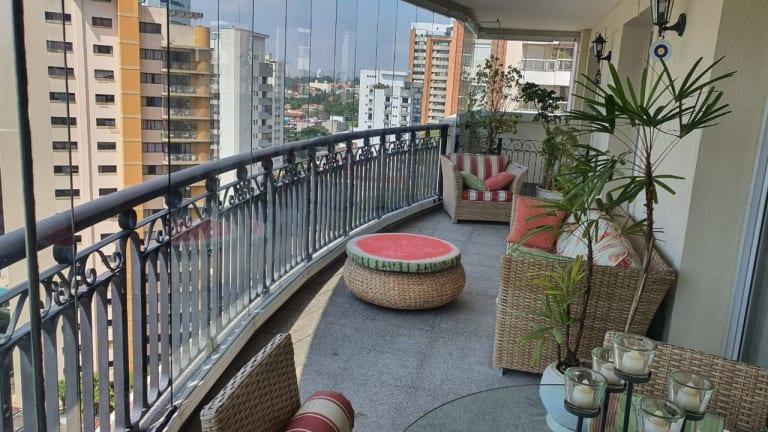 Imagem do imóvel ID-14903 na Avenida Jurucê, Indianópolis, São Paulo - SP