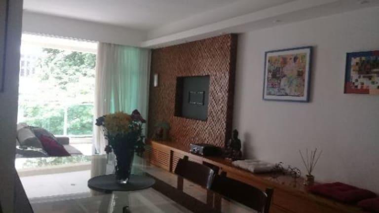 Imagem do imóvel ID-744 na Rua General Cristóvão Barcelos, Laranjeiras, Rio de Janeiro - RJ