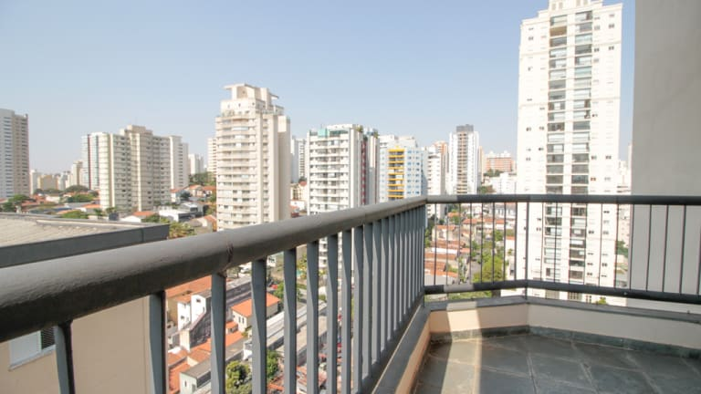 Imagem do imóvel ID-16955 na Rua Bárbara Heliodora, Vila Romana, São Paulo - SP