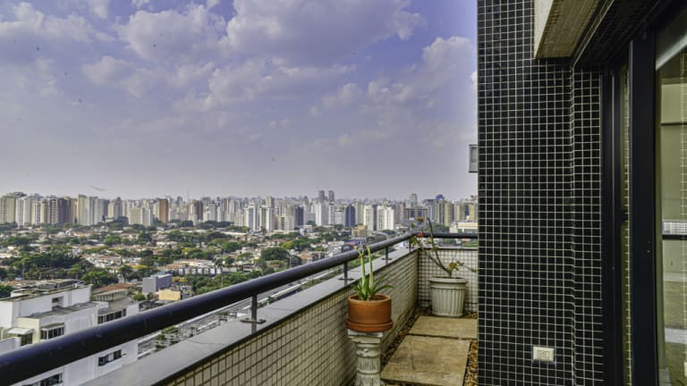 Imagem do imóvel ID-17125 na Rua Morais de Barros, Campo Belo, São Paulo - SP