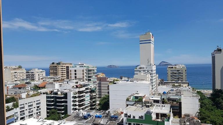 Imagem do imóvel ID-716 na Avenida Bartolomeu Mitre, Leblon, Rio de Janeiro - RJ