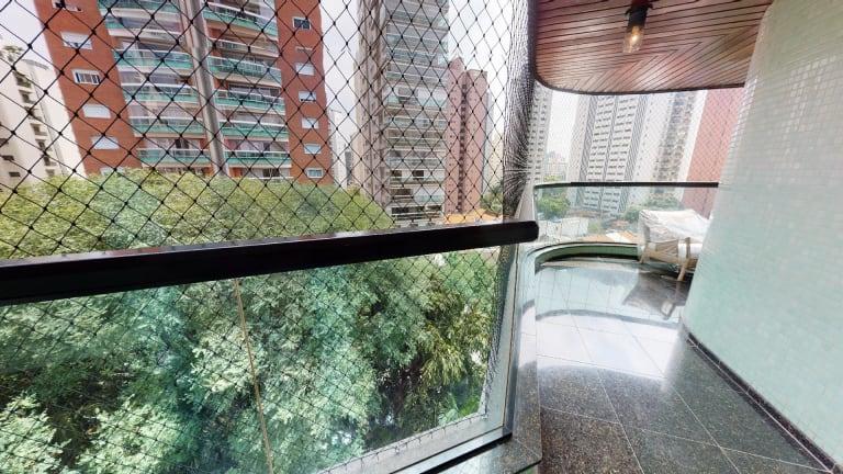 Imagem do imóvel ID-14726 na Alameda dos Aicás, Indianópolis, São Paulo - SP