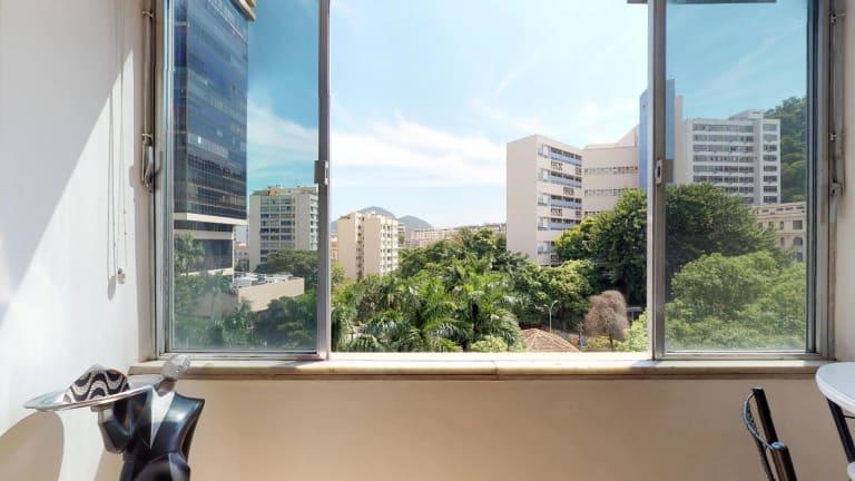 Imagem do imóvel ID-1706 na Rua Farani, Botafogo, Rio de Janeiro - RJ
