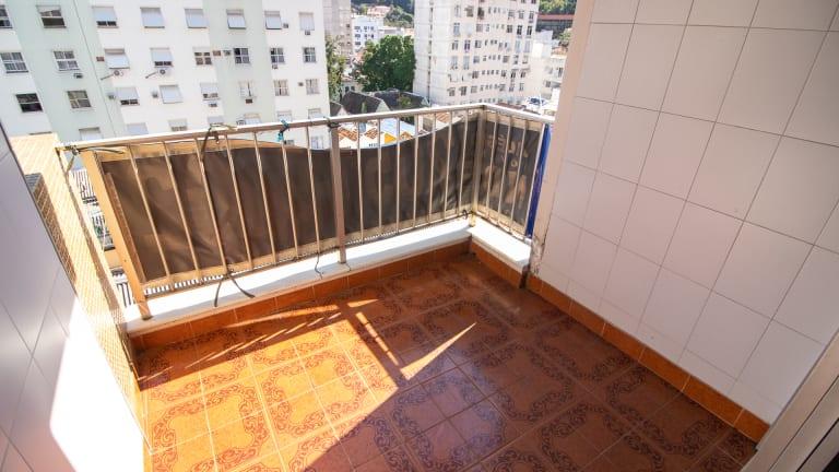 Imagem do imóvel ID-9166 na Rua João Afonso, Humaitá, Rio de Janeiro - RJ