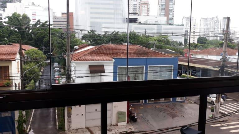 Imagem do imóvel ID-14800 na Rua Fiandeiras, Itaim Bibi, São Paulo - SP