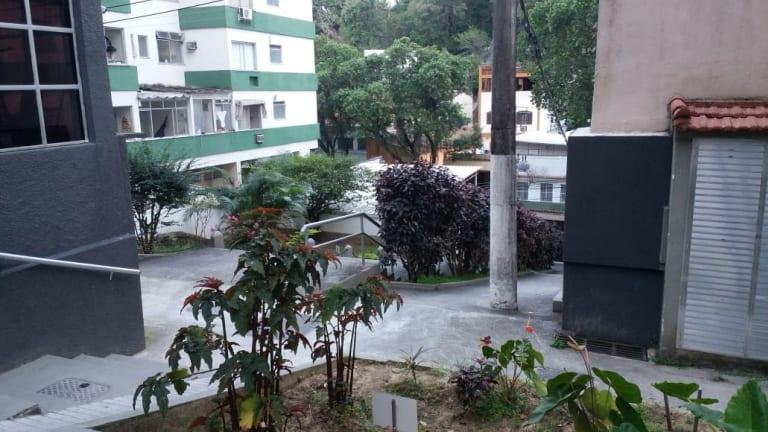 Imagem do imóvel ID-16625 na Rua Pereira da Silva, Laranjeiras, Rio de Janeiro - RJ