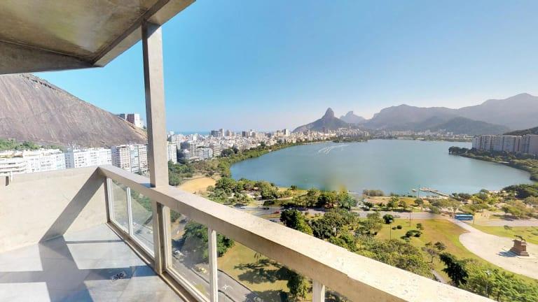 Imagem do imóvel ID-268 na Avenida Epitácio Pessoa, Lagoa, Rio de Janeiro - RJ
