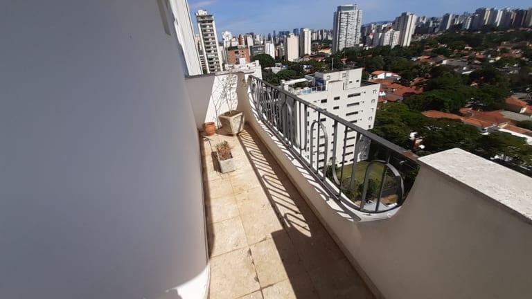 Imagem do imóvel ID-16385 na Rua Pascal, Campo Belo, São Paulo - SP