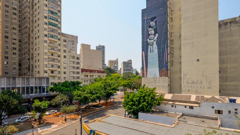 Imagem do imóvel ID-17627 na Rua Rêgo Freitas, República, São Paulo - SP