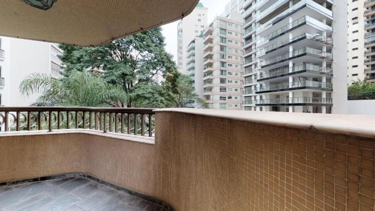 Imagem do imóvel ID-14626 na Rua José Maria Lisboa, Jardim Paulista, São Paulo - SP