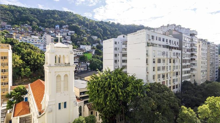 Imagem do imóvel ID-16190 na Rua General Ribeiro da Costa, Leme, Rio de Janeiro - RJ