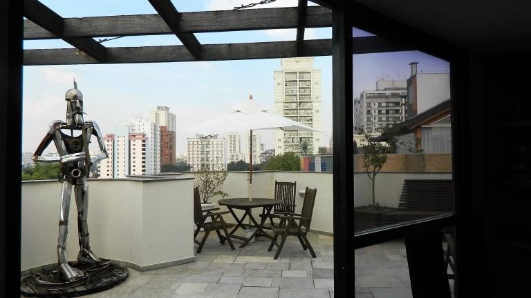 Imagem do imóvel ID-16568 na Rua Luisiânia, Brooklin, São Paulo - SP