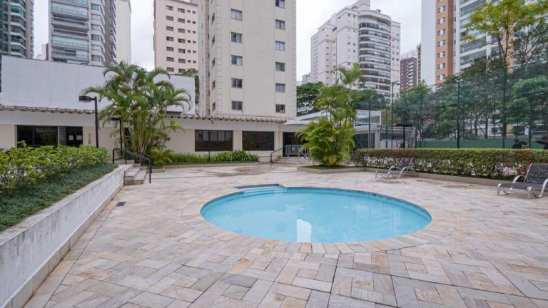Imagem do imóvel ID-17354 na Rua Barão Jaceguai, Campo Belo, São Paulo - SP