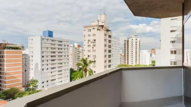 Imagem do imóvel ID-14991 na Rua Bela Cintra, Cerqueira César, São Paulo - SP