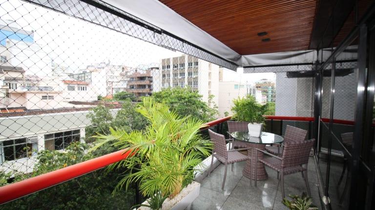Imagem do imóvel ID-24 na Avenida General San Martin, Leblon, Rio de Janeiro - RJ
