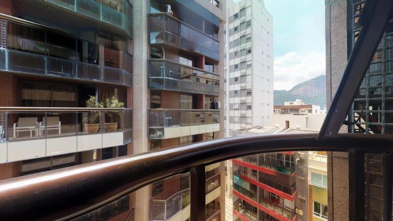 Imagem do imóvel ID-1585 na Avenida Vieira Souto, Ipanema, Rio de Janeiro - RJ