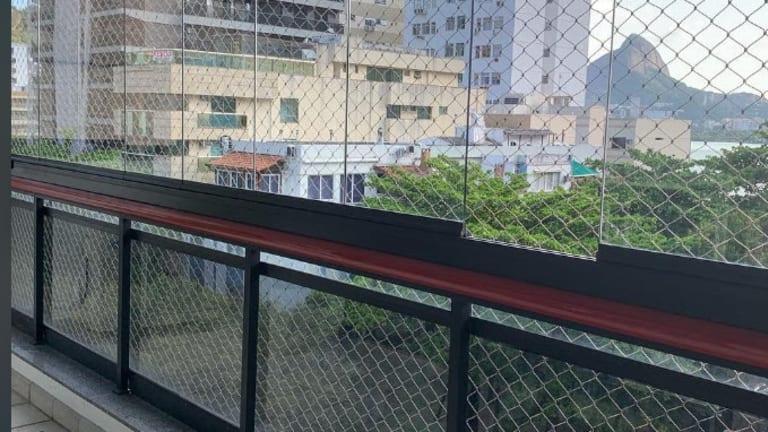 Imagem do imóvel ID-8714 na Rua Fonte da Saudade, Lagoa, Rio de Janeiro - RJ