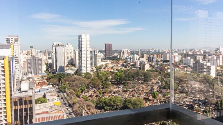 Imagem do imóvel ID-15987 na Rua Cardeal Arcoverde, Pinheiros, São Paulo - SP
