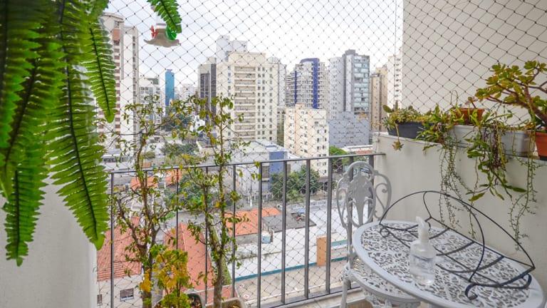 Imagem do imóvel ID-16734 na Alameda dos Anapurus, Indianópolis, São Paulo - SP