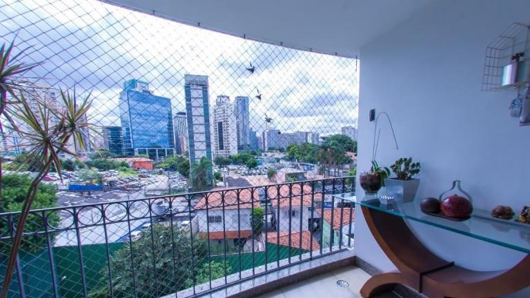 Imagem do imóvel ID-15771 na Rua Jorge Rizzo, Pinheiros, São Paulo - SP