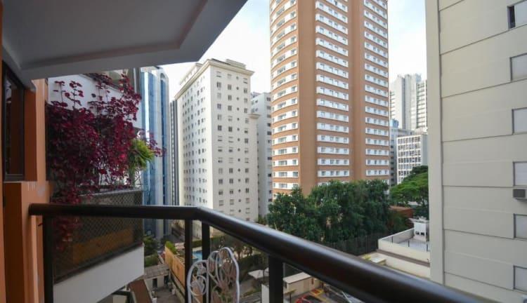 Imagem do imóvel ID-20611 na Alameda Jaú, Jardim Paulista, São Paulo - SP