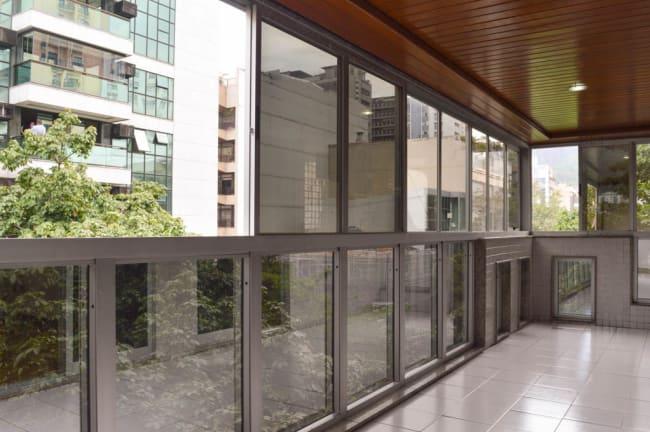 Imagem do imóvel ID-18644 na Avenida General San Martin, Leblon, Rio de Janeiro - RJ
