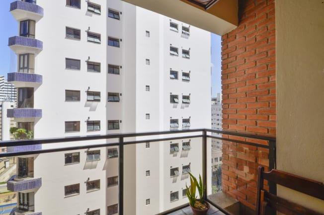 Imagem do imóvel ID-21486 na Avenida Rouxinol, Indianópolis, São Paulo - SP