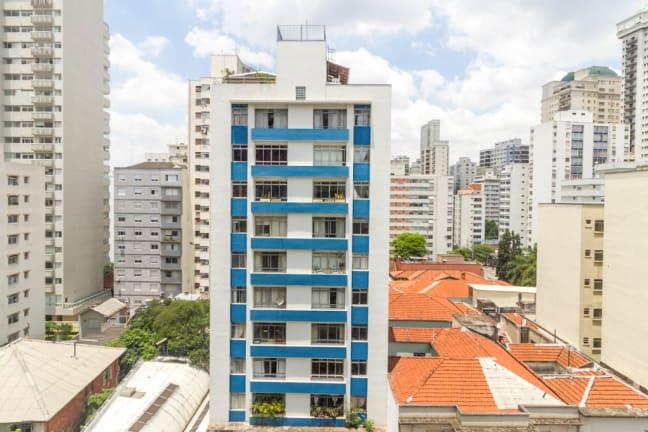 Imagem do imóvel ID-18557 na Rua Conselheiro Brotero, Santa Cecilia, São Paulo - SP