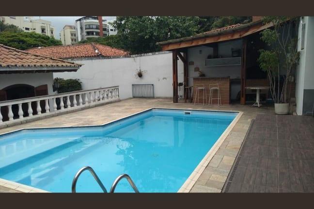 Imagem do imóvel ID-20181 na Avenida Mercedes, Alto da Lapa, São Paulo - SP