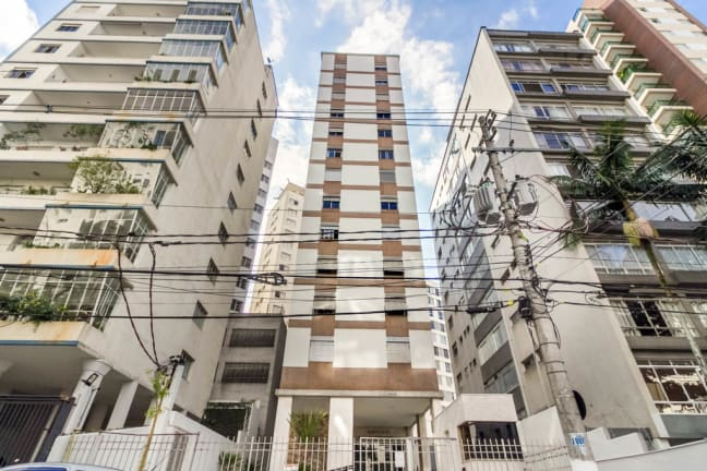 Imagem do imóvel ID-18524 na Rua Doutor Alfredo Ellis, Bela Vista, São Paulo - SP