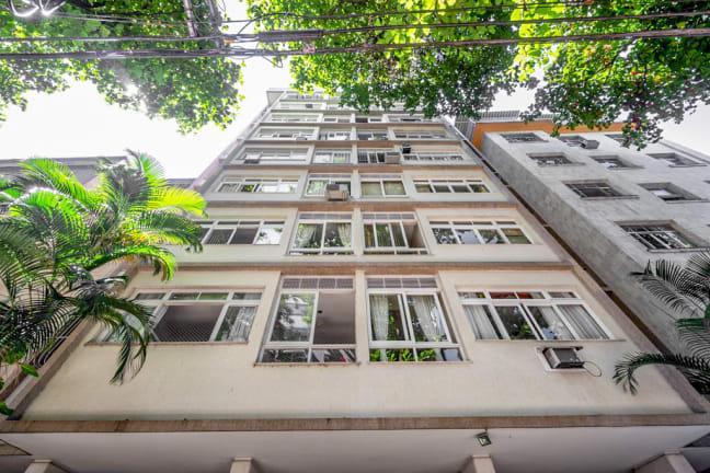 Imagem do imóvel ID-19365 na Rua Gago Coutinho, Laranjeiras, Rio de Janeiro - RJ