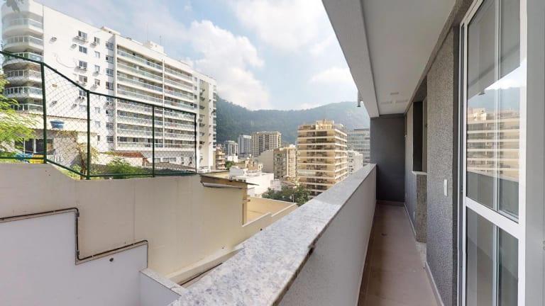 Imagem do imóvel ID-3305 na Rua Pinheiro Guimarães, Botafogo, Rio de Janeiro - RJ
