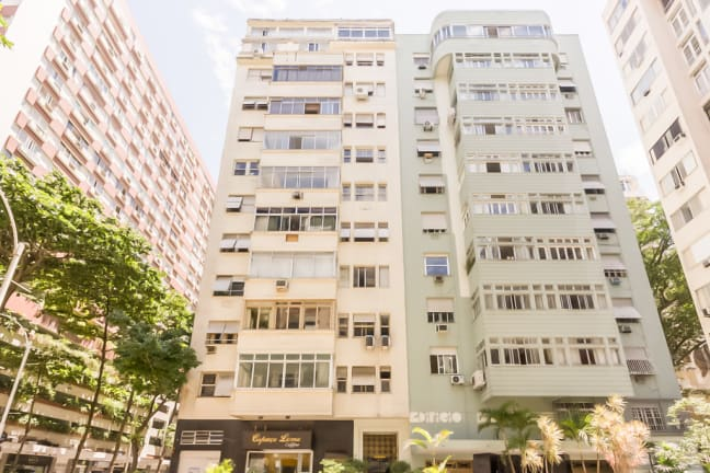 Imagem do imóvel ID-21958 na Avenida Nossa Senhora de Copacabana, Leme, Rio de Janeiro - RJ