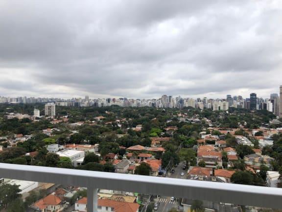 Imagem do imóvel ID-16932 na Rua Maria Carolina, Jardim Paulistano, São Paulo - SP