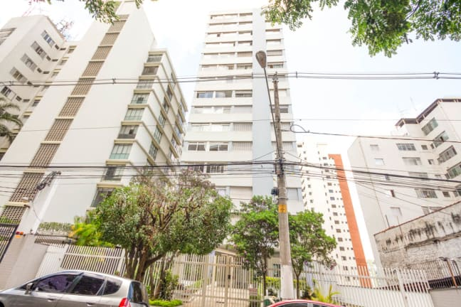 Imagem do imóvel ID-20123 na Rua Conselheiro Brotero, Santa Cecilia, São Paulo - SP