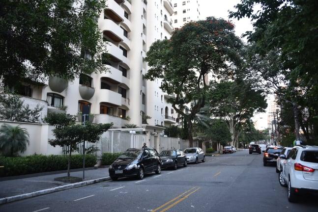 Imagem do imóvel ID-25011 na Avenida Jurucê, Indianópolis, São Paulo - SP