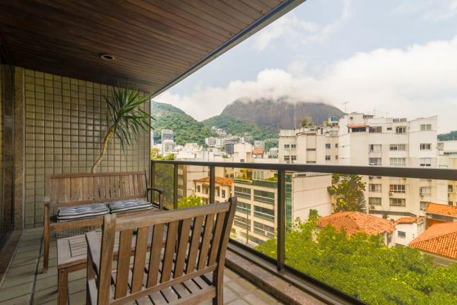 Imagem do imóvel ID-18430 na Avenida Alexandre Ferreira, Lagoa, Rio de Janeiro - RJ