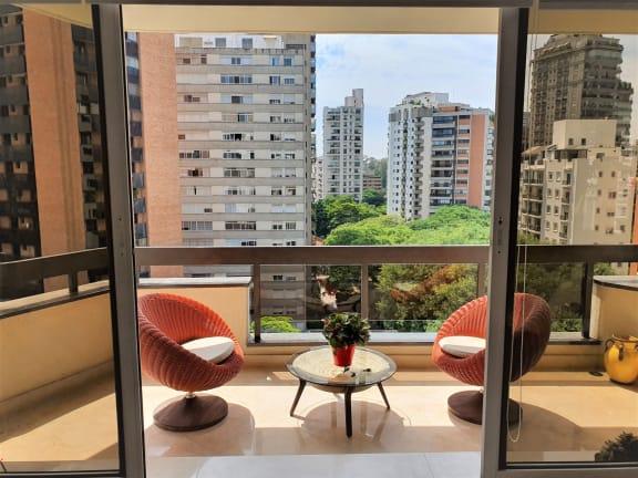 Imagem do imóvel ID-20465 na Rua Bueno Brandão, Moema, São Paulo - SP